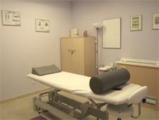 consulta craneosacral clínica Sanares