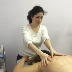 Ester Llorente, Fisioterapia, Osteopatía, Pilates