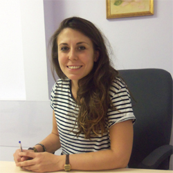 Sara Rubio Ayuso, Terapia Ocupacional