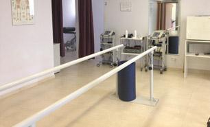 Instalaciones de Clínica Sanares