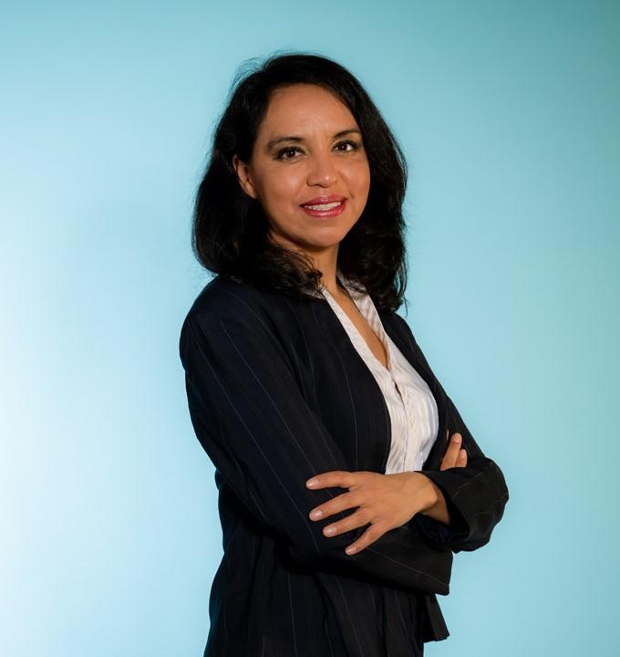 Leticia Quemada, nutricionista